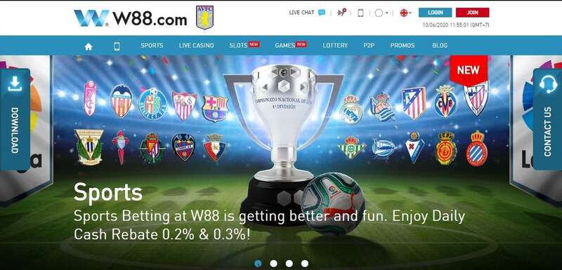 W88 Asia With A Big Name Also Proves Great Profits For You