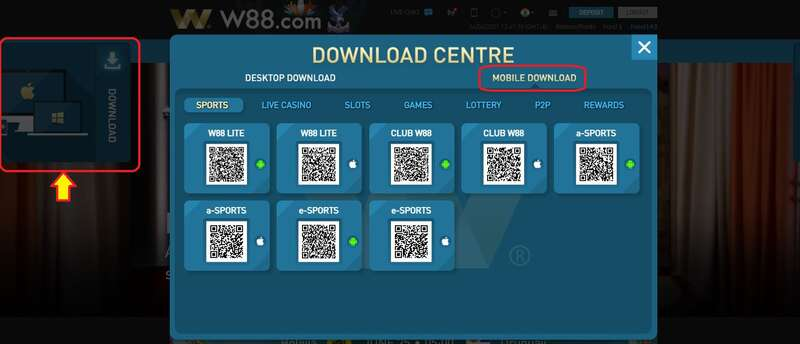 How to Download W88 on Your Phone