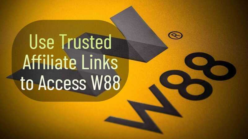 Access Website W88 India Using Secure Affiliate Links