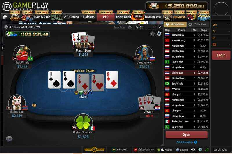 Gaming Experience with W88 Poker Games That Make Money Online - PLO
