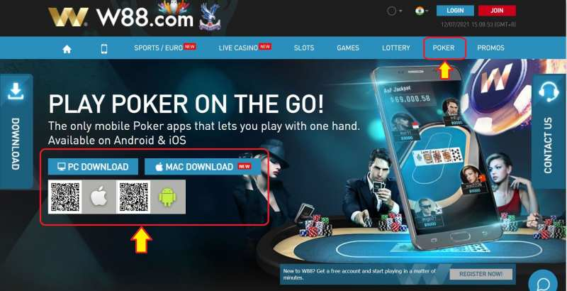 How to Register and Access Poker Games that Make Money - Download Poker