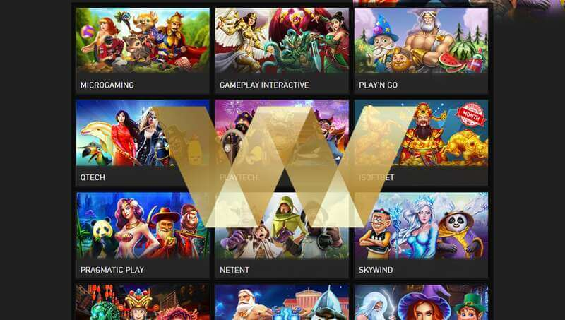 Gigantic Slot Collections with W88 Slot Online