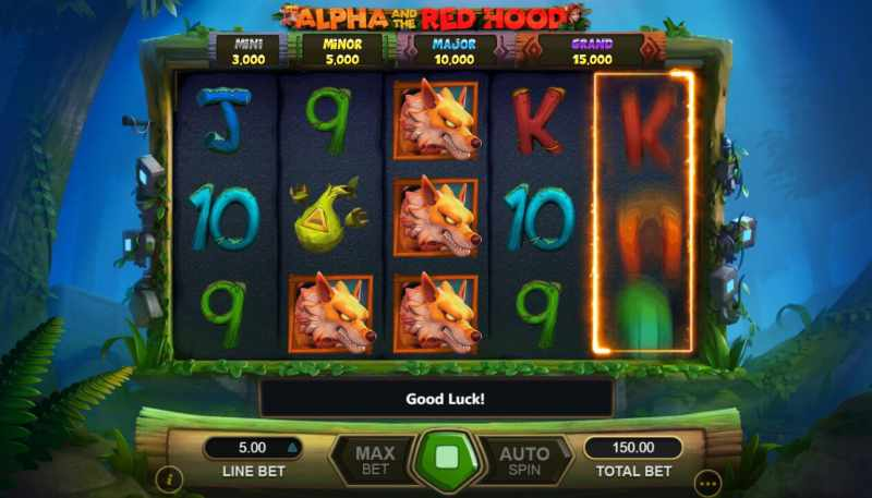 Must-Try Alpha and The Red Hood W88 Slot - Jackpot Spins