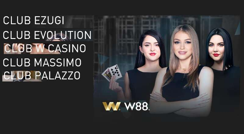 Numerous Sophisticated Casinos are Waving with W88 Club Login