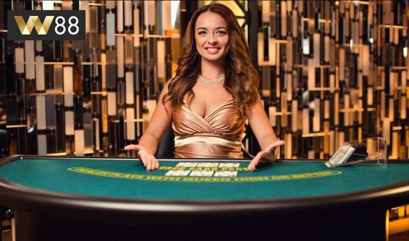 Enter W88 Clubs for Awesome Baccarat Game Casino