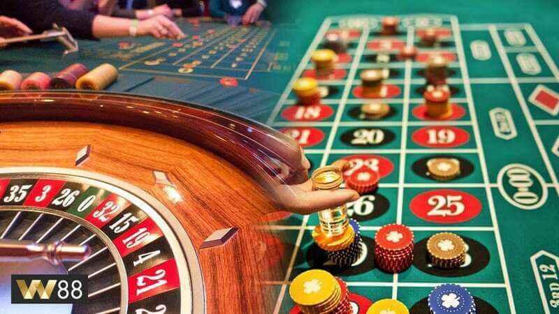 Roulette Online Game Basics